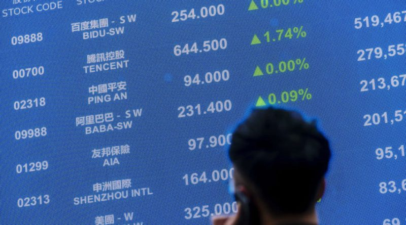 Goldman Sachs says $3.2 trillion worth of Chinese stocks at risk of further regulatory crackdown