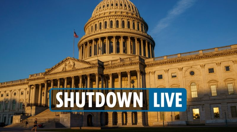 Government faces shutdown in days as bill blocked ahead of Thursday deadline