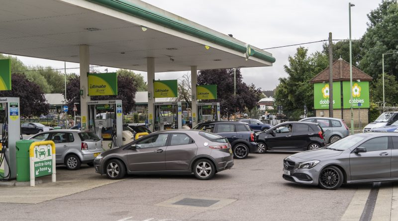 Here's why Brits are panic buying gasoline