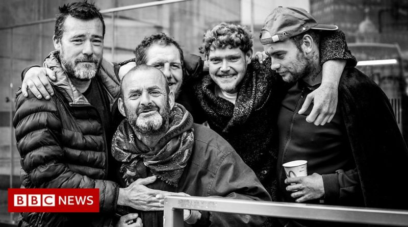 Homeless in London: 'People pretend they are not there'