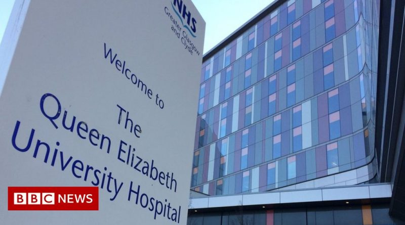 Hospital building 'almost killed our son'