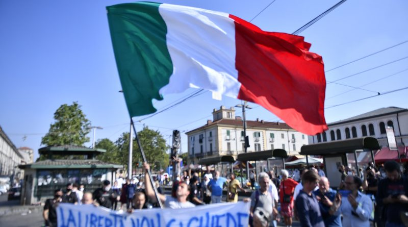 Italy makes Covid passports mandatory for all employees