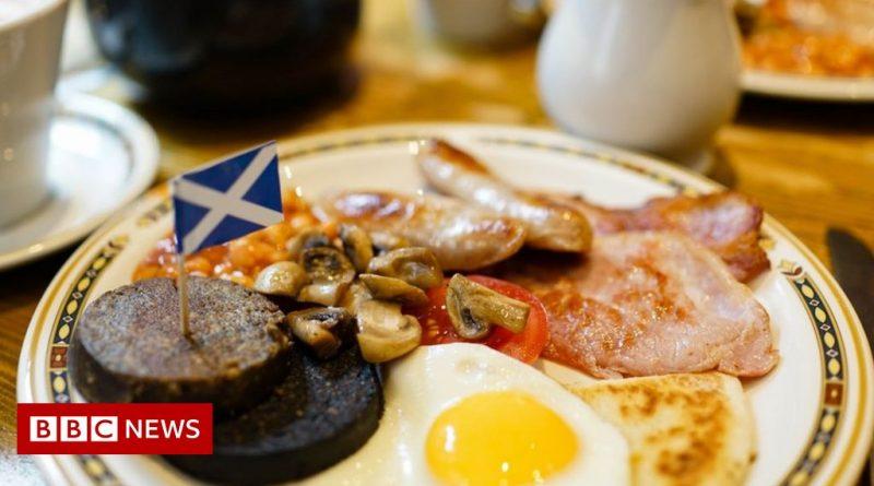 'I've eaten the same breakfast for the last 22 years'