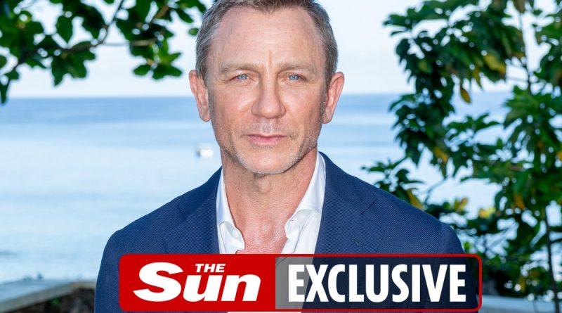 James Bond's Daniel Craig on whether he'll ever play 007 again