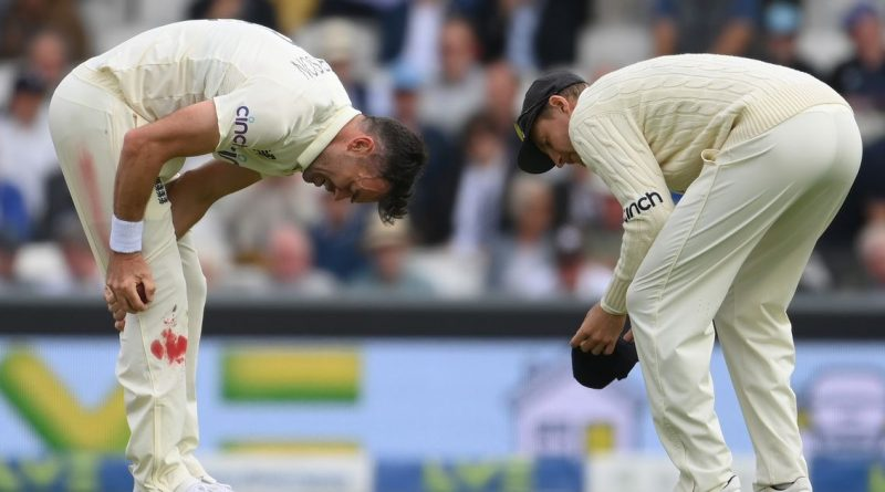 Jimmy Anderson gladiatorial vs India but another England star shines brightest