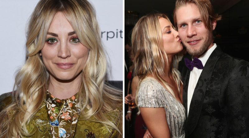 Kaley Cuoco splits with husband Karl Cook after three years of marriage