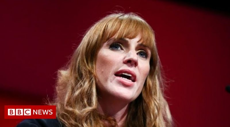 Labour conference: Angela Rayner stands by calling Boris Johnson 'scum'