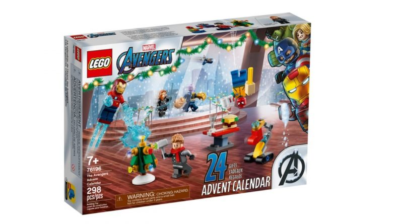 Lego is releasing Marvel and Star Wars-themed advent calendars for 2021. (lego.com)