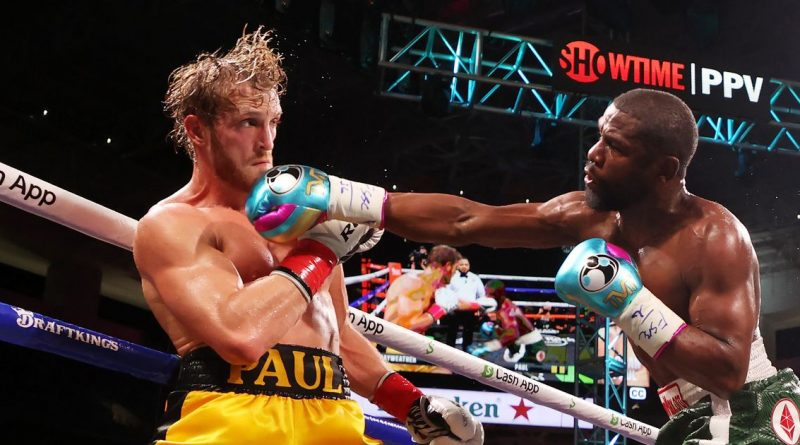 Logan Paul believes fight rules prevented him knocking out Floyd Mayweather
