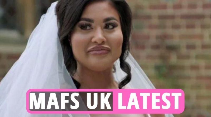 MAFS' Nikita previously on MTV reality show as 'domestic violence' row rages on