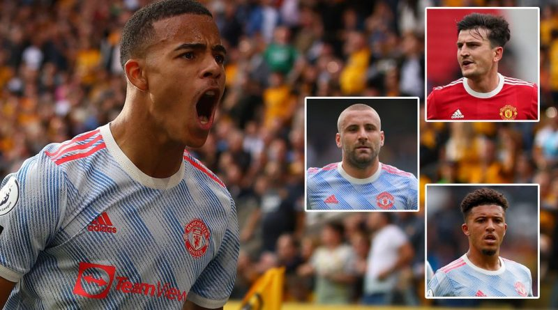 """Maguire, Shaw and Sancho in full agreement about """"crazy"""" Greenwood"""