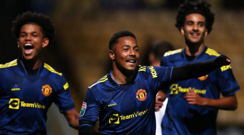 Man Utd game-changer ensures youngsters brush aside Bradford in EFL Trophy