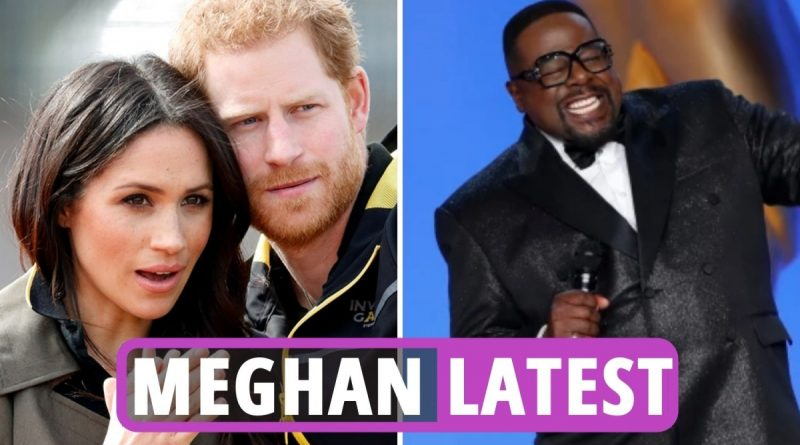 Meghan HUMILIATED at Emmys as host absolutely rips into her and Harry