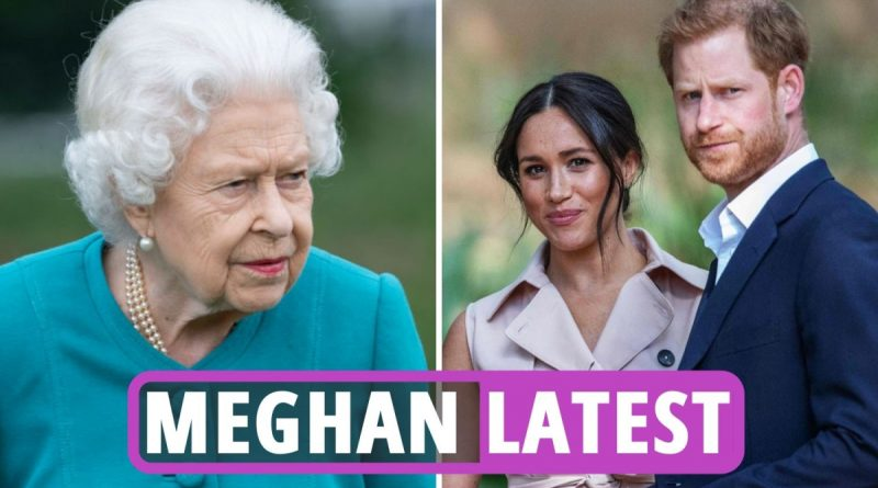 Meghan & Harry's request to meet with Queen 'being ignored by Palace aides'