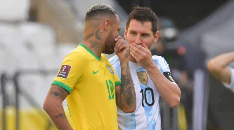 Messi's raging comments as Brazil vs Argentina is suspended in chaotic scenes