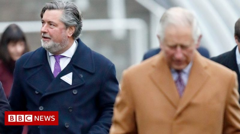 Michael Fawcett: Charles' former aide steps down over honour claims