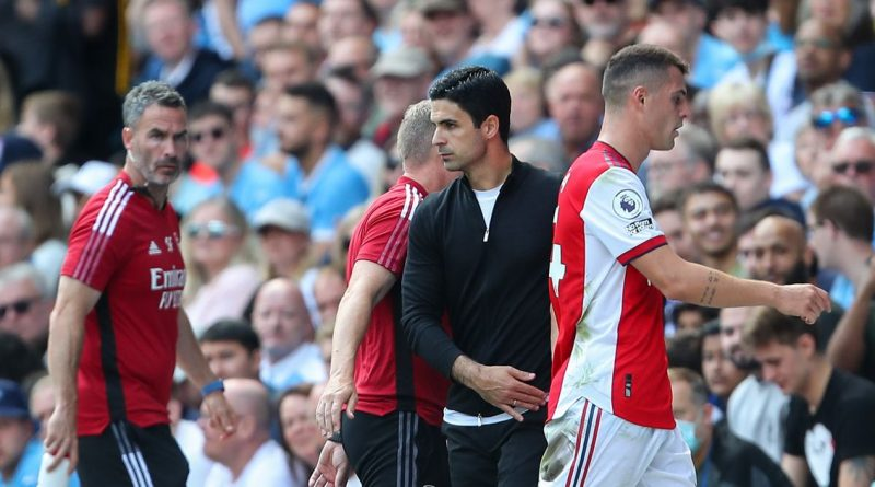 """Mikel Arteta told his Xhaka handling is all wrong - """"He should have blanked him"""""""