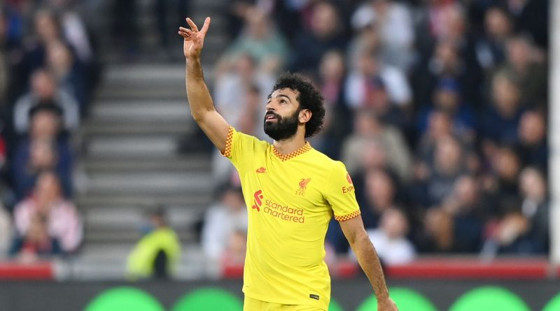 Mohamed Salah has sealed place among Liverpool greats but contract issue remains