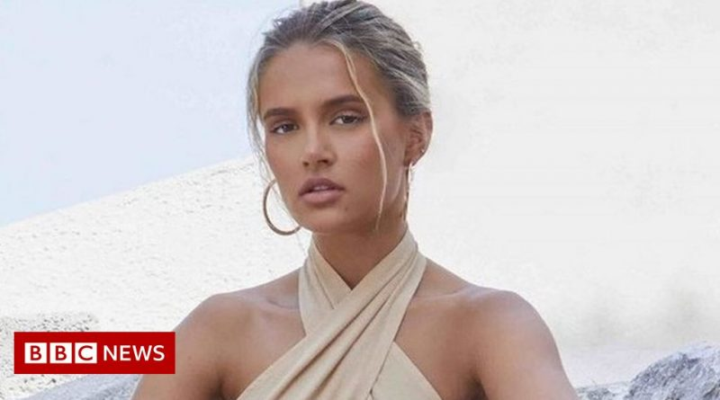Molly-Mae: 'I'm not just an influencer anymore'