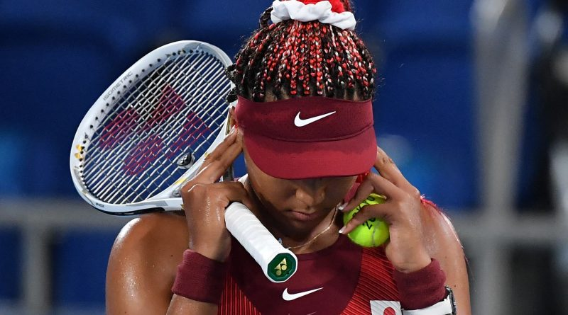 Naomi Osaka plans to take indefinite break from tennis after shock U.S. Open exit