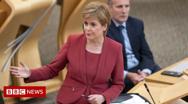 Nicola Sturgeon to set out plans for Holyrood year ahead