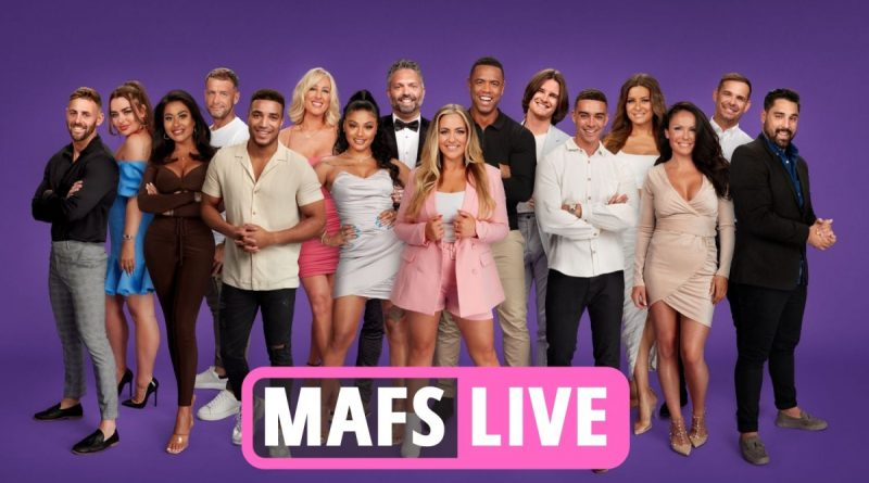 Nikita & Ant have furious clash on MAFS as couples jet off their on honeymoons
