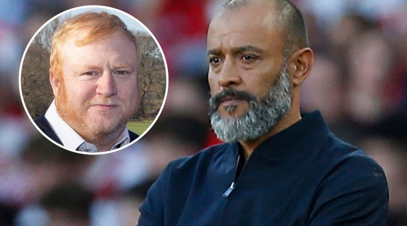 Nuno at risk of Spurs axe after just 89 DAYS following Arsenal embarrassment