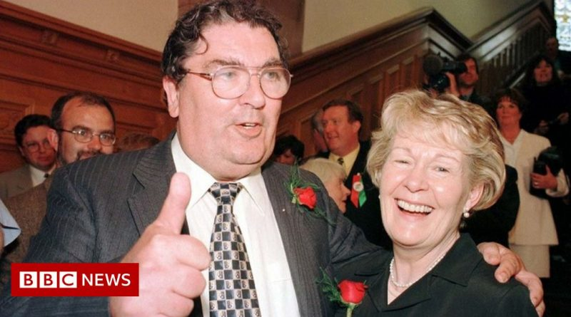Pat Hume, widow of John Hume, dies after illness