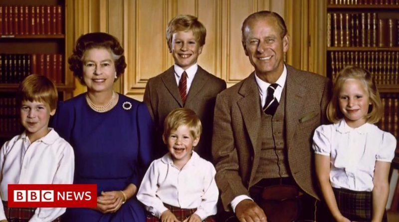 Prince Philip: Grandchildren recall a favourite royal prank