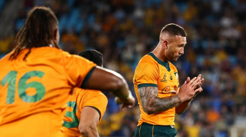 Quade Cooper will receive his Australian citizenship after rules were changed following his match-winning display against South Africa