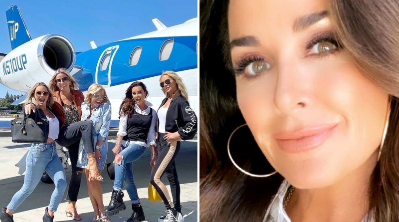 RHOBH fans think Kyle Richards looks 'completely different' in filtered photo