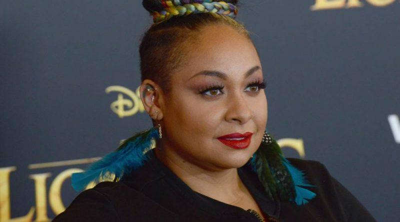"Raven-Symoné arrives for the premiere Of Disney's ""The Lion King"""