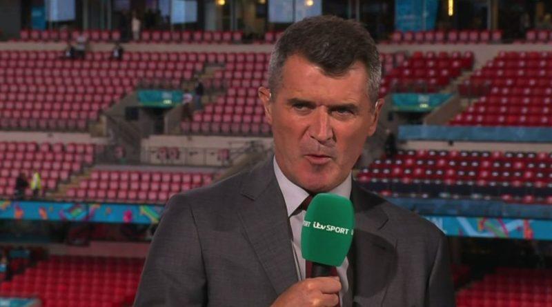 Roy Keane can't resist Arsenal dig while praising Bukayo Saka for England
