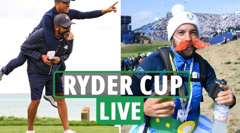 Ryder Cup 2021 LIVE: Follow all the latest from Whistling Straights