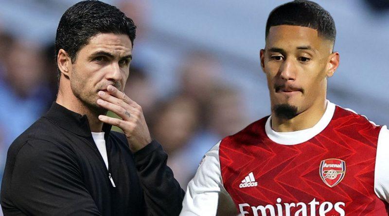 Saliba's stance on Arsenal return leaves Arteta with huge transfer problems