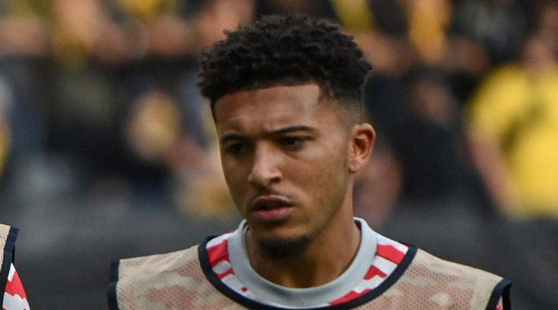 "Sancho's Man Utd situation ""hurts my soul"" declares Borussia Dortmund boss"
