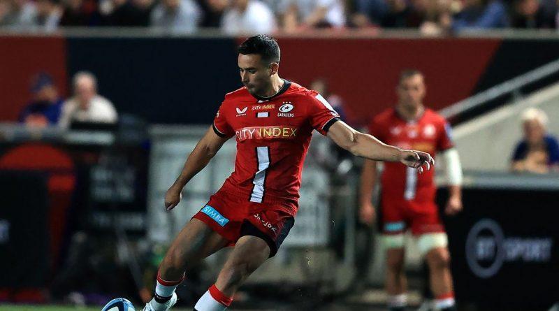 Saracens enjoy triumphant return to Premiership with emphatic win vs Bristol