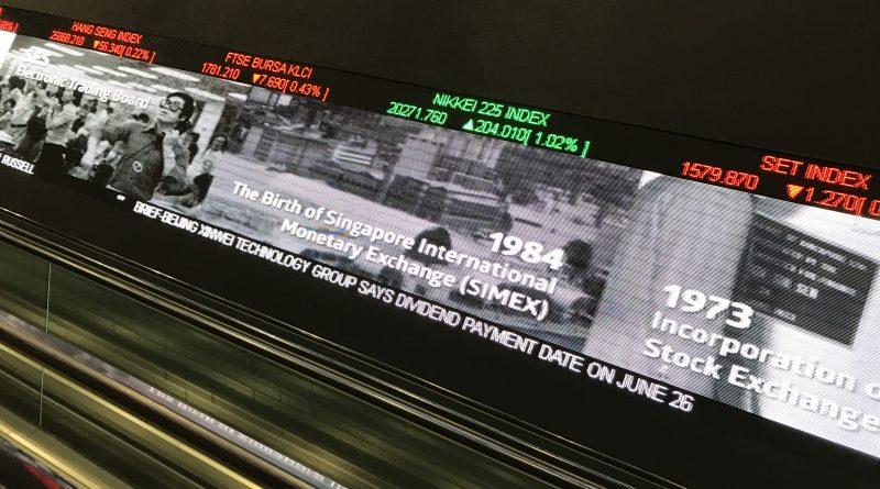 Singapore government announces $1 billion new fund to boost local stock market