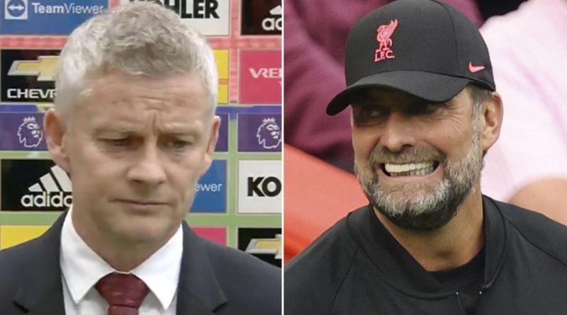 Solskjaer follows Klopp remarks with more complaints after Aston Villa loss