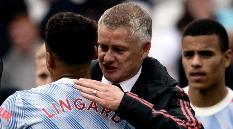 Solskjaer leaves Lingard in no doubt over his role in Man Utd squad