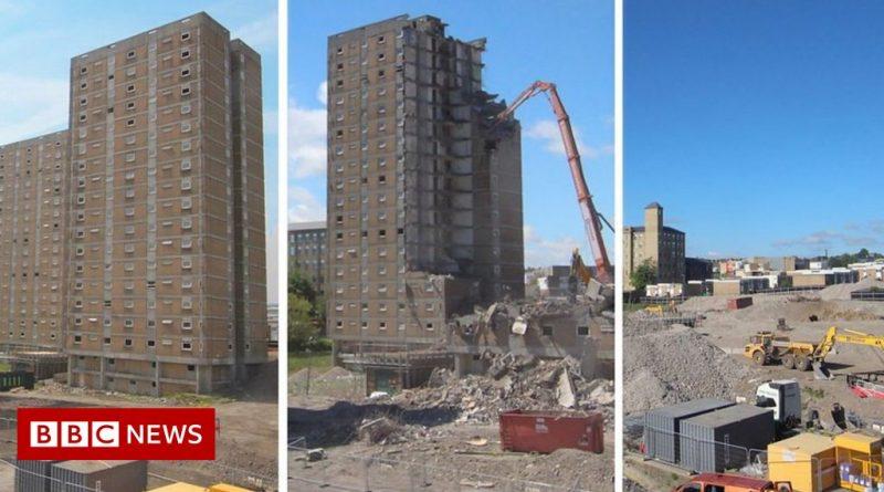Stop knocking down buildings, say engineers