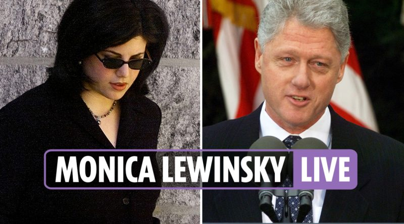 TV producer Lewinsky 'didn't have a voice' during Clinton sex scandal