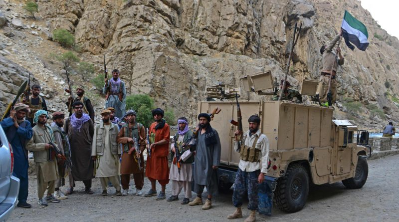 Taliban 'to bombard Lions of Panjshir resistance with suicide bombers'