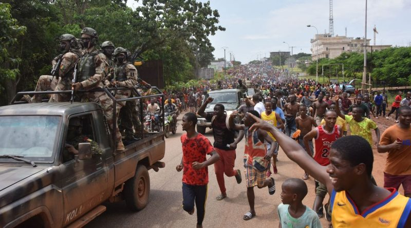 Three Premier League stars escorted out of Guinea after Morocco hear gunfire