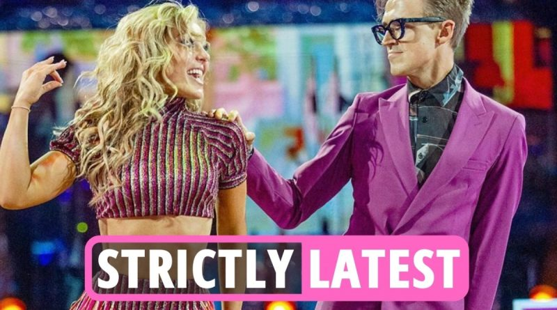 Tom Fletcher Covid crisis could see Strictly live studio audiences SCRAPPED