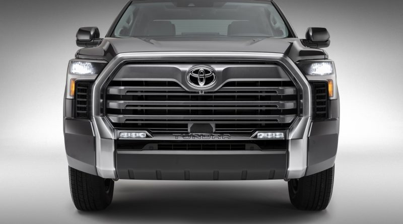 Toyota unveils new 2022 Tundra pickup truck with new hybrid engine