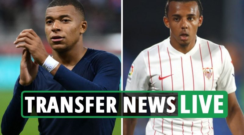 Transfer news LIVE: Chelsea continue defender search, Mbappe to sign for Real