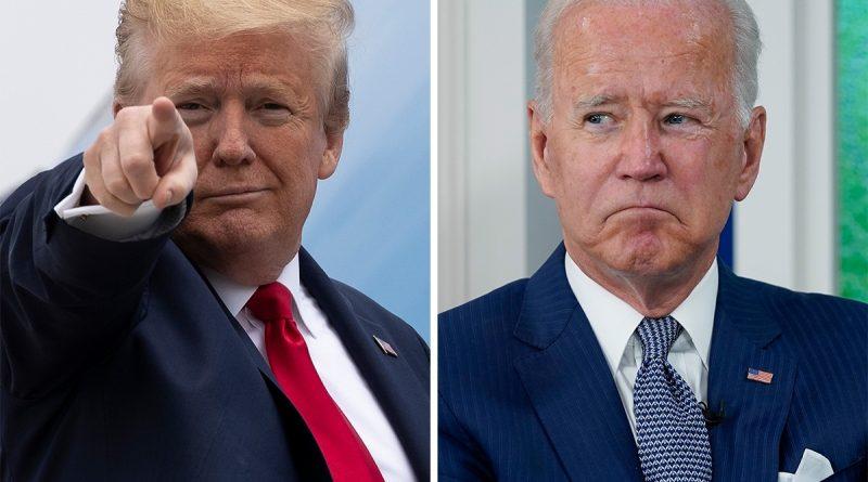 Trump beats Biden's approval rating after Kabul crisis & infrastructure deadlock