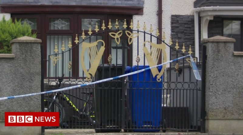 Twinbrook: Man suffers stab wounds to head in Belfast attack