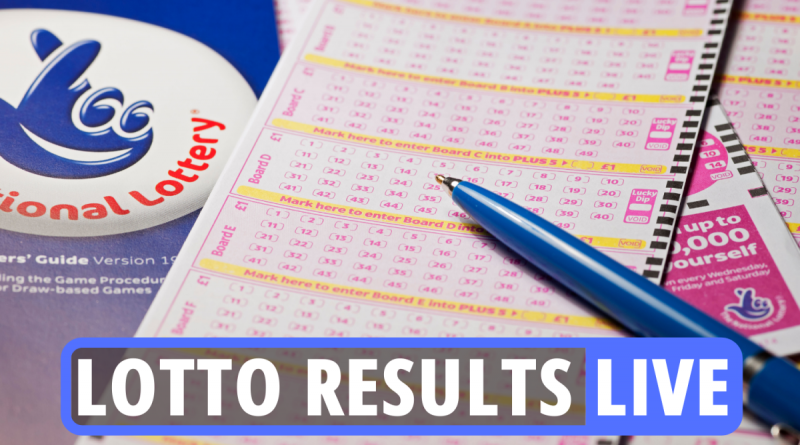 Two Brits win ONE MILLION each after Saturday's £20m jackpot went unclaimed